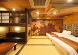 Pesan Kamar Kamar Premium, Non-smoking (openair Bath, Extra Bed For 3rd Adult) di Centurion Hotel Ueno
