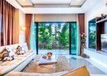 Pesan Kamar Family Suite (twin), Balcony di Chalong Miracle Lakeview Resort & Spa