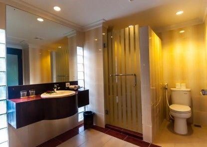 Champlung Mas Hotel Kamar Mandi