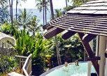 Pesan Kamar Tropical Pool Villa di Cham's House Koh Kood Resort