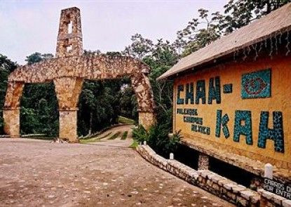 Chan-Kah Resort Village Teras
