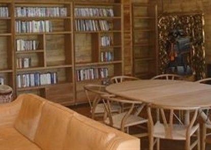 Chapung SeBali Resort and Spa Teras