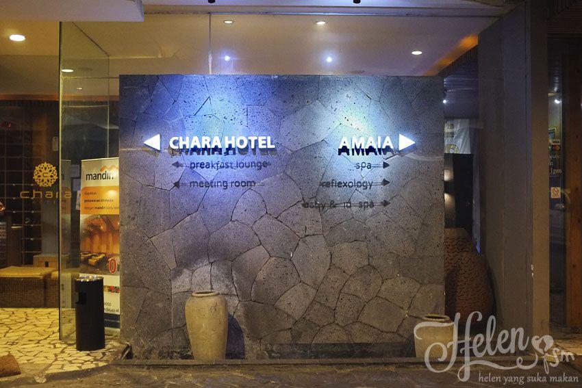 Chara Hotel, Bandung