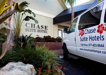 Chase Suite Hotel Tampa Teras