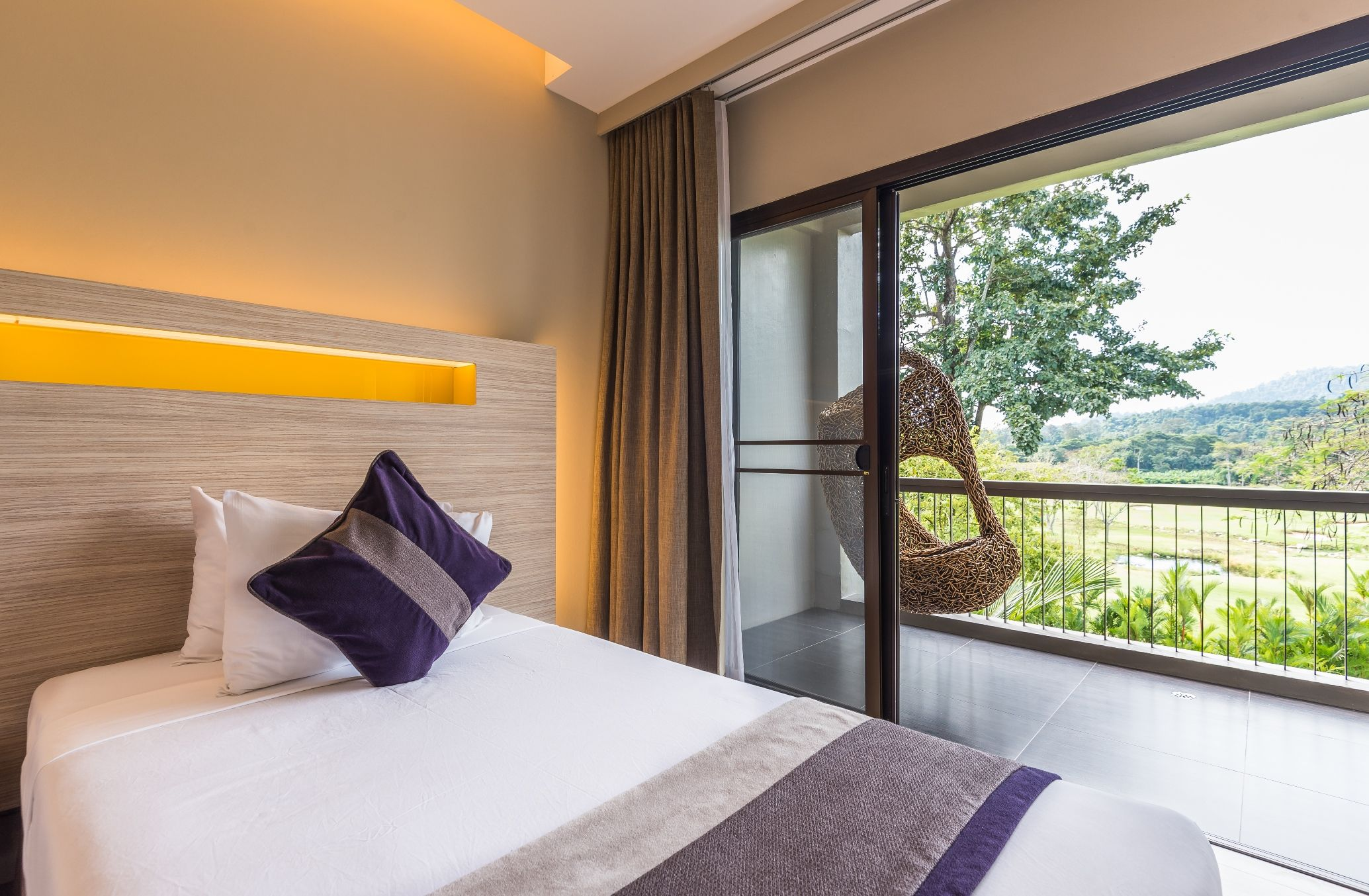 Chatrium Golf Resort Soi Dao Chanthaburi, Pong Nam Ron