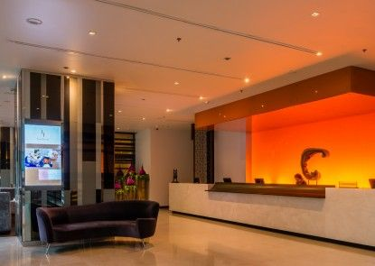 Chatrium Hotel Riverside Bangkok Lobby