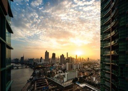 Chatrium Hotel Riverside Bangkok Teras