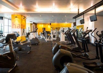 Chatrium Residence Sathon Bangkok Ruangan Fitness