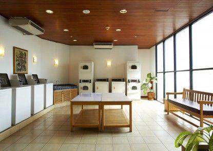 Chatrium Residence Sathon Bangkok Teras