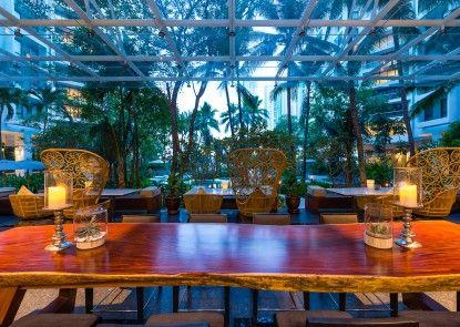 Chatrium Residence Sathon Bangkok Rumah Makan
