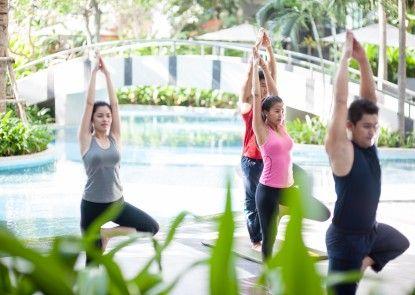 Chatrium Residence Sathon Bangkok Yoga