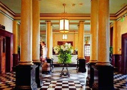 Cheltenham Park Hotel Teras