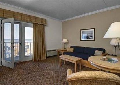 Cherry Tree Inn & Suites Teras