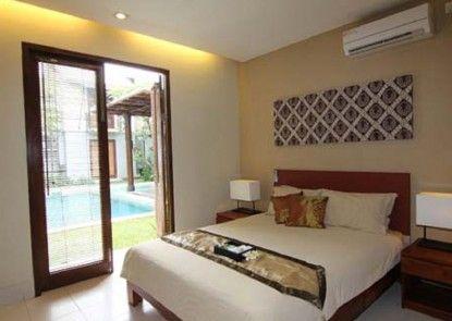 Chic Quarter Residence Kamar Tamu