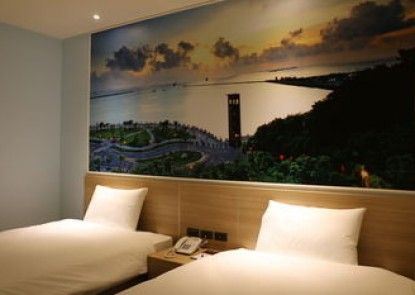 Chii Lih Hotel - Kaohsiung Love River