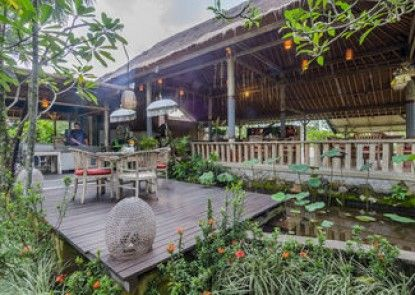 Chili Ubud Cottage Teras