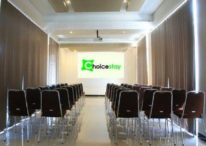 Choice Stay Hotel Denpasar Ruangan Meeting