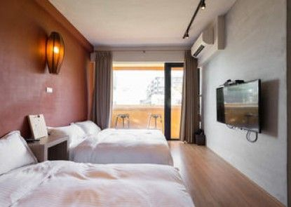 Circulation Anping Bed and Breakfasts