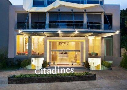 Citadines Royal Bay Makassar Eksterior