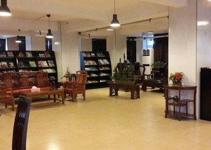 Citi International Sun Yat Sen Hotel Medan Interior