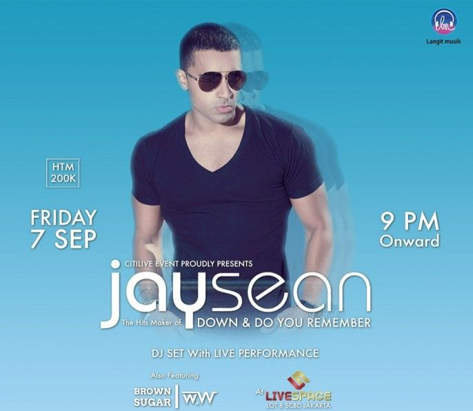 Citilive Event - Jay Sean 2018