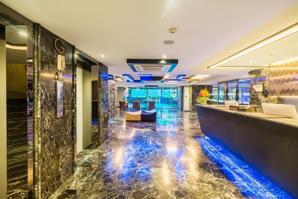 Citrus Suites Sukhumvit 6 by Compass Hospitality, Khlong Toey
