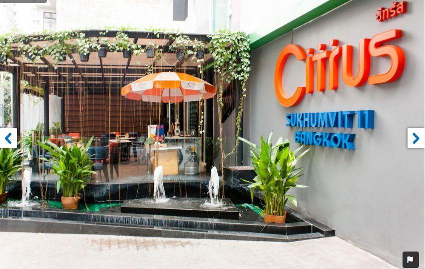 Citrus Sukhumvit 11 by Compass Hospitality, Wattana