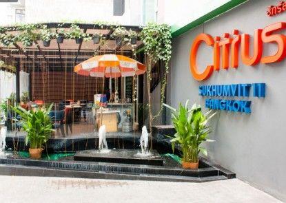 Citrus Sukhumvit 11 by Compass Hospitality Eksterior