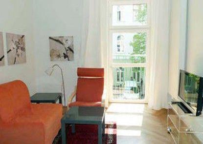 City Apartments Vienna - Stuwerstraße
