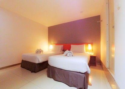 City One Hotel Semarang Kamar Tamu
