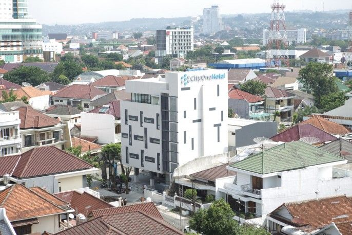 Citrip Hotel Simpanglima ( FKA CityOne), Semarang