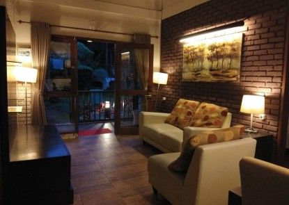 Ciwidey Valley Resort Ruang Tamu