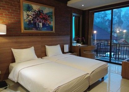 Ciwidey Valley Resort Kamar Tamu