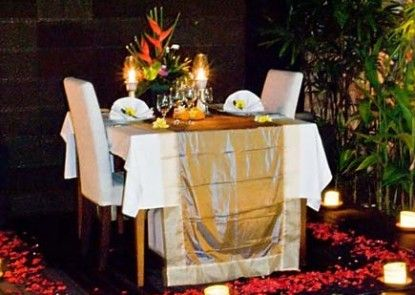 CK Luxury Villas & Spa Layanan Private Dining