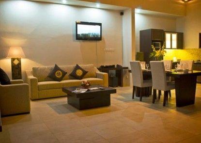 CK Luxury Villas & Spa Ruang Tamu