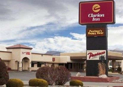 Clarion Inn Grand Junction Teras