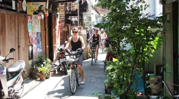 harga tiket Classic Chinatown Bike Tour (12 Kms & 3 Hours Cycling)