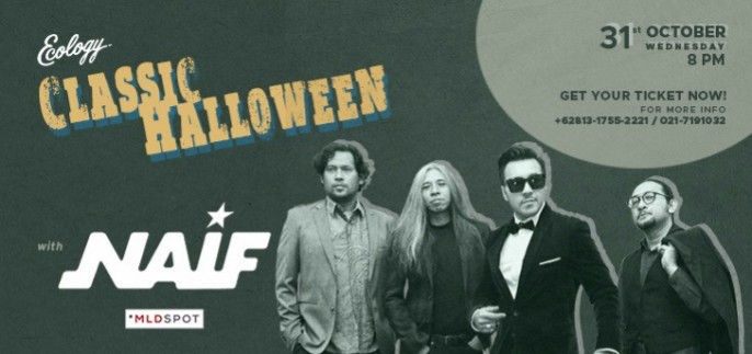 CLASSIC HALLOWEEN NIGHT WITH NAIF 2018
