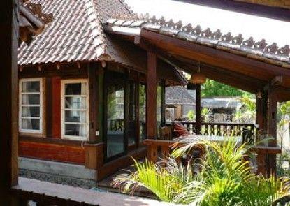 Classic Beach Villas Teras