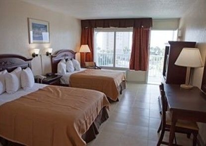 Clearwater Beach Hotel Teras