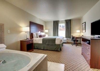 Cobblestone Hotel & Suites -- Salem, IN