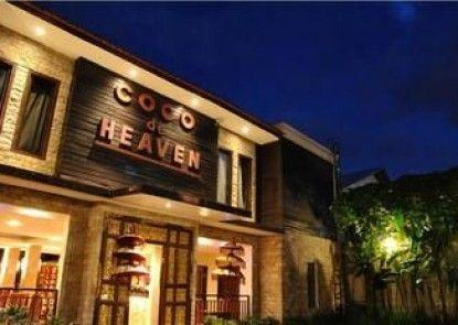 Coco De Heaven Teras