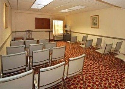 Comfort Inn Conyers Teras