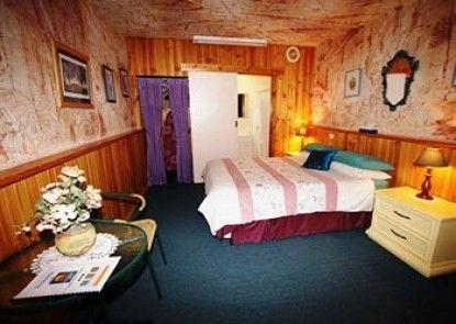 Comfort Inn Coober Pedy Experience Teras