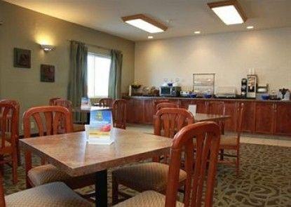 Comfort Inn Fort Morgan Teras