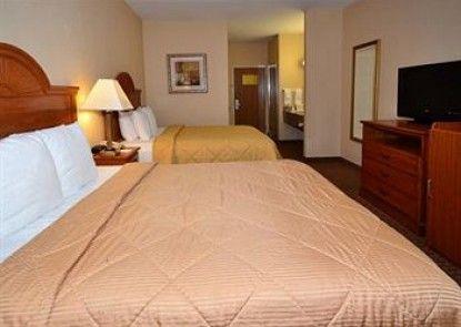 Comfort Inn Great Bend Teras