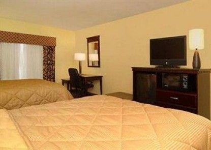 Comfort Inn Lake Charles Teras