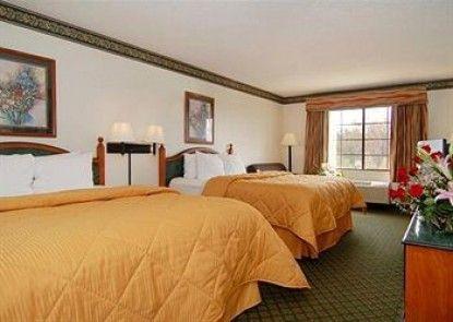 Comfort Inn Shreveport Teras