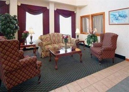 Comfort Suites Auburn Hills Teras