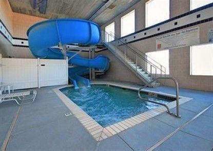 Comfort Suites Colorado Springs Teras